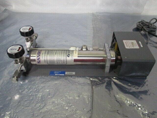 Matheson L-500 Tri Gas Corrosive Purification System, 038-0111, Nanochem, 452252