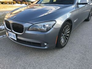 2009 BMW 750i PART OUT!!!