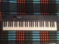 M-Audio Oxygen 61 MK III MIDI Keyboard