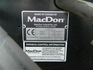 2014 MacDon M155 Windrower Regina Regina Area image 8