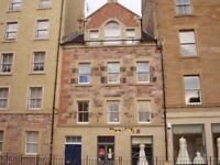 REf 318 - Well maintained, modern 1 bedroom flat available on Buccleuch Street from 27/08/18