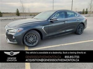 2019 Genesis G70 2.0T Elite AWD (2 sets wheels/tires)