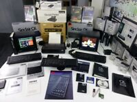 Do you have any old games consoles ? - SINCLAIR QL console & games wanted