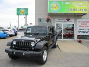 Jeep Wrangler Unlimited 4WD 2014 ++WOW+APPROBATION+DIRECT++