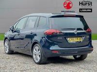 2018 Vauxhall Zafira 1.4T Sri Nav 5Dr Estate Petrol Manual