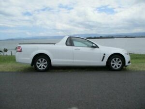 2014 Holden Ute VF White 6 Speed Automatic Utility Dapto Wollongong Area Preview