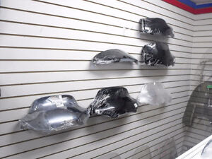 New Aftermarket Touring Windshields.