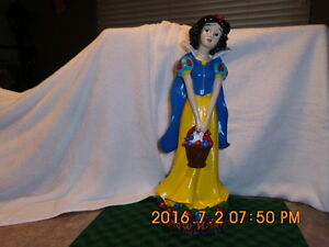 Disney Snow White ( seven dwarfs) refurbished/repainted