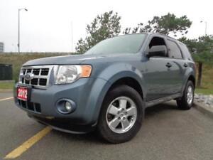 2012 Ford Escape XLT *****SUPER CLEAN*****416 742 5464****