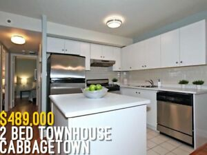 2 Bedroom Townhouse @Jarvis&Carlton