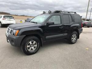 2013 Nissan Xterra PRO-4X NAVI BACKUP CAM CLEAN ONLY 122KM