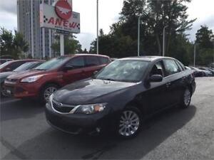 2008 Subaru Impreza Sedan | CERTIFIED | AWD | No Accidents
