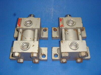 New Lot Of 2 Sheffer Hydraulic Cylinder 2hhsl12k New No Box