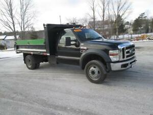 2008 Ford XL F 550 Super Duty