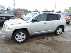 2007 Jeep COMPASS Sport For Sale Edmonton