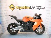 2010 10 KTM RC8 1190 RC8