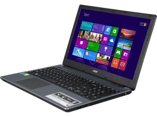"Acer Notebook E5-571G-38VF 15.6"" Intel Core i3 4030U (1.90GHz) 500GB HDD 4GB Mem"