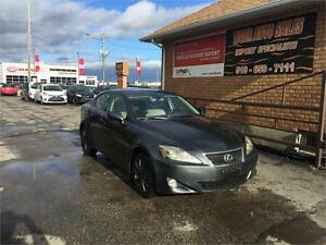 2006 Lexus IS 250***AWD**LEATHER**SUNROOF****GREAT CONDITION