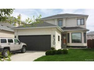 Executive Whyte Ridge Two Story House for Rent