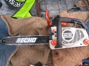 Echo CS-300 Top Handel Chainsaw