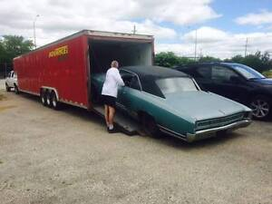 66 & 67 Beaumont Hardtops - dry stored +35 years / RARE finds. London Ontario image 10