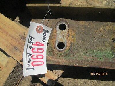 Jd 3010 Left Frame Rail R27022 Item 4990