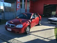 2006 Holden Viva JF  4 Speed Automatic Sedan Clontarf Redcliffe Area Preview