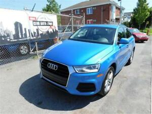 AUDI Q3 TFSI 2016 (AUTOMATIQUE BLUETOOTH)