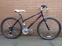 Ladies Pendleton hybrid bike