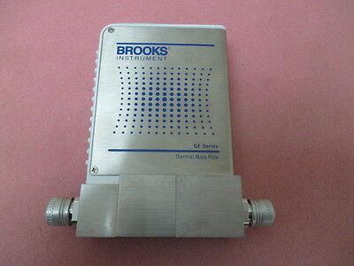 BROOKS GF125C MFC GF SERIES THERMAL MASS FLOW NF3 5000 SCCM, B1043017427, 399667