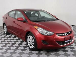 2013 Hyundai Elantra GL w/HEATED SEATS, NEW BRAKES