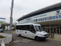 Community Transport is look for Minibus Drivers and Vehicle Passenger Assistants