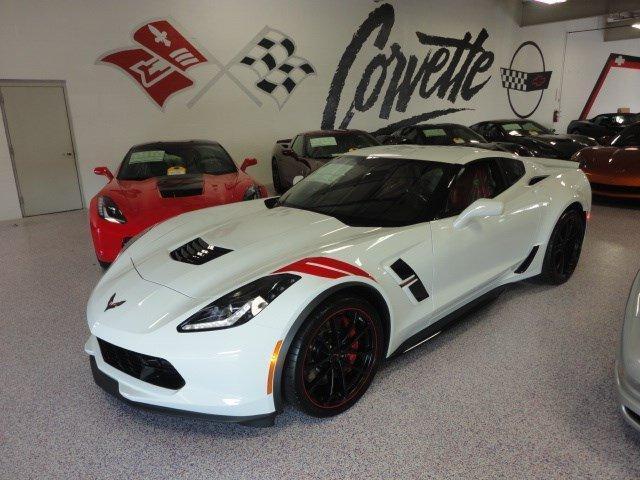 2017 corvette grand sport cpe heritage package 2lt automatic navigation z06 look new chevrolet. Black Bedroom Furniture Sets. Home Design Ideas