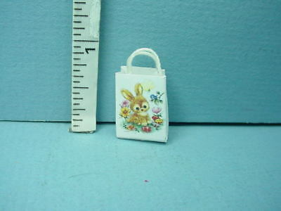 Miniature Easter Shopping Bag #62002 - 1/2