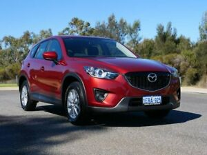 2014 Mazda CX-5 KE1032 Maxx SKYACTIV-Drive AWD Sport Red 6 Speed Sports Automatic Wagon Cannington Canning Area Preview