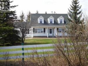 MLS 166534 home to be UNDER 10 minutes from TOWN!