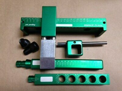 Hemback Machinable Stop 6 Deluxe Kit Aluminum Cnc Vise Manual Mill Clamp