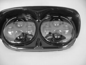 HARLEY ROAD GLIDE  DAY MAKER HEAD LAMPS