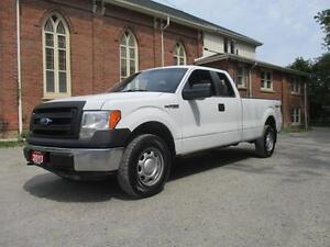 2013 Ford F-150 XLT - 4X4 - ONLY $9,999!!   CERTIFIED!