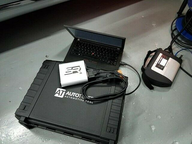 Mercedes Benz ECU mapping stage one.