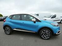 Renault Captur DYNAMIQUE MEDIANAV ENERGY DCI S/S (multi coloured) 2014-06-18