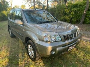 2003 Nissan X-Trail T30 ST Wagon 4dr Man 5sp 4x4 2.5i Silver Manual Wagon Sheldon Brisbane South East Preview