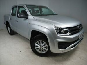 2018 Volkswagen Amarok 2H MY18 TDI420 4MOTION Perm Core Silver 8 Speed Automatic Utility Mount Gambier Grant Area Preview