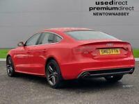 2014 Audi A5 1.8T Fsi S Line 5Dr [5 Seat] Hatchback Petrol Manual