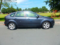 2009 09'reg Ford Focus 1.6 TDCi Zetec 5 door **£30 Yearly Road Tax**