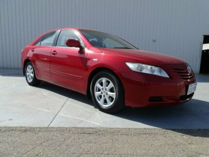 2006 Toyota Camry ACV40R Altise Red 5 Speed Automatic Sedan Canning Vale Canning Area Preview