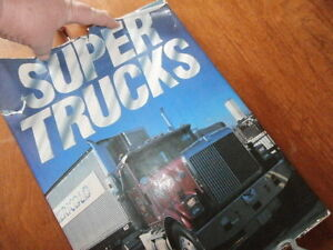 Super Trucks Book