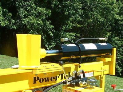 Powertek 50-ton Honda 13 Hp Gx390 Tilt Gas Wood Log Splitter Usa Made Taillights