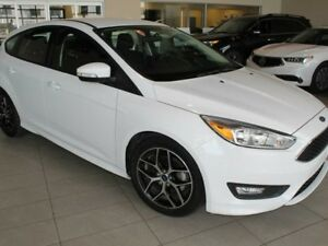 2015 Ford Focus SE - Heated seats, back up camera, bluetooth, he