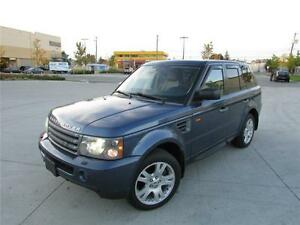 2006 RANGE ROVER SPORT *LEATHER,SUNROOF,DVD,FULLY LOADED!!!*